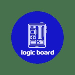 iphone logic board