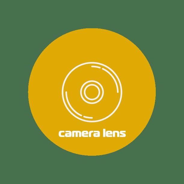 Galaxy S4 lens